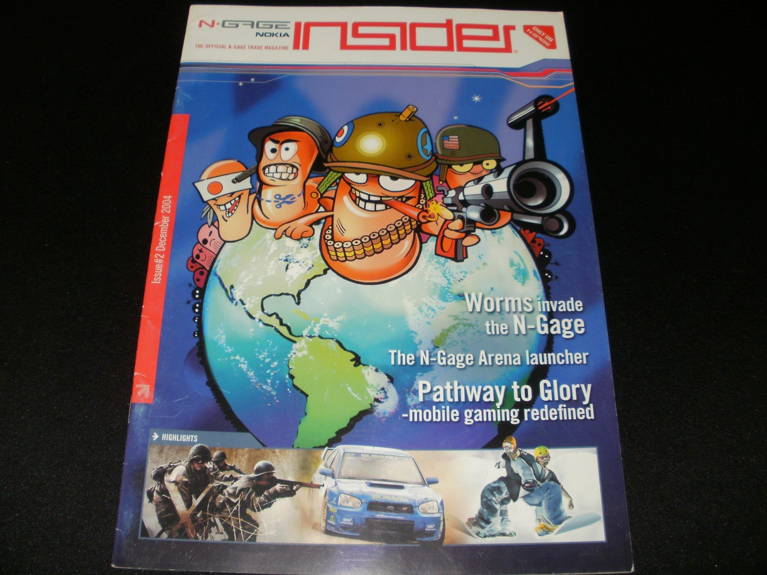 Ngage Insider Magazine - December 2004 - Issue 2