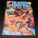 Player's Strategy Guide to Game Boy Games - 1990 Signal Research Publications