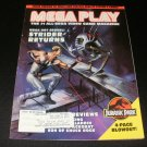 Mega Play Magazine - August 1993 - Volume 4 - Number 4