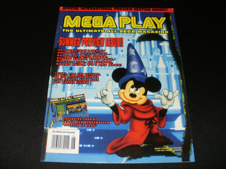 Mega Play Magazine - May June 1991