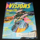 Sega Visions Magazine - February, March 1993