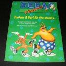 Sega Visions Magazine - Fall 1991