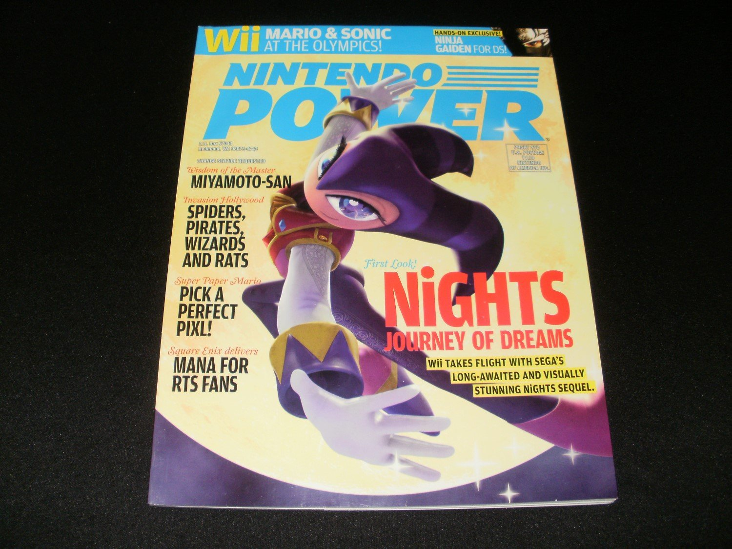 Nintendo Power - Issue No. 216 - June, 2007