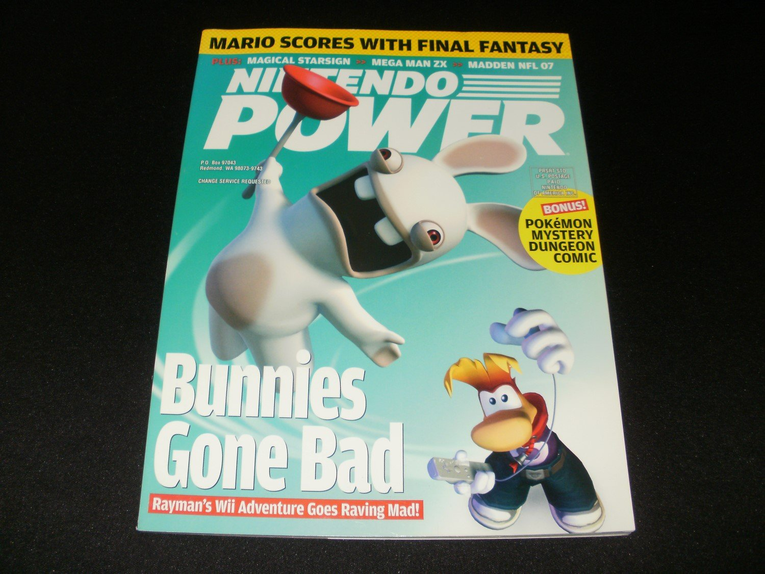 Nintendo Power - Issue No. 207 - September, 2006