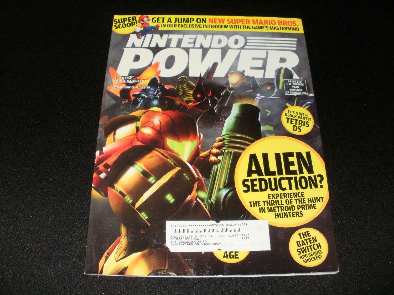Nintendo Power - Issue No. 202 - April, 2006