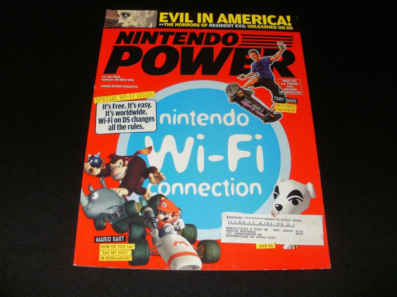 Nintendo Power - Issue No. 199 - January, 2006