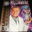 Who Wants To Be A Millionaire Platinum Edition - 2001 Buena Vista Interactive - Windows PC - New