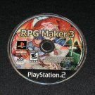 RPG Maker 3 - Sony PS2 - Disk only