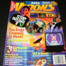 Sega Visions Magazine - June, July 1994