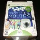 You're in the Movies with Xbox Live Vision Camera - Xbox 360 - Brand New