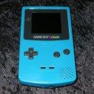 Game Boy Color System - 1998 Nintendo - Teal