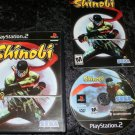 Shinobi - Sony PS2 - Complete CIB
