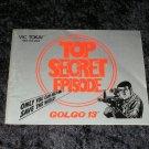 Golgo 13 Top Secret Episode - Nintendo NES - Manual Only