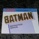 Batman - Nintendo NES - Manual Only