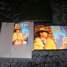 Deja Vu - Nintendo NES - With Manual & Cartridge Sleeve