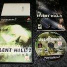 Silent Hill 2 - Sony PS2 - Complete CIB - 2001 Black Label Original Release