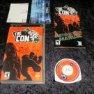 The Con - Sony PSP - Complete CIB