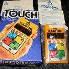 Touch Me - Vintage Handheld - Atari 1978 - Complete CIB
