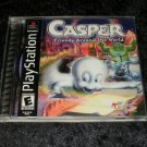 Casper Friends Around the World - Sony PS1 - Complete CIB
