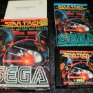 Star Trek Strategic Operations Simulator - Atari 5200 - Complete CIB
