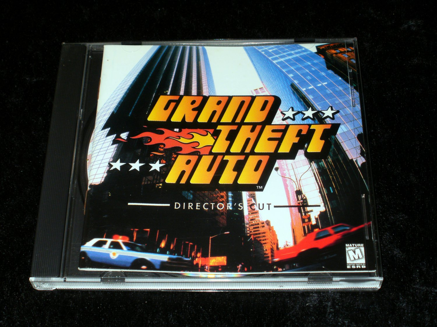 Grand Theft Auto Director's Cut - 1999 Gathering of Developers - IBM PC - With Manual