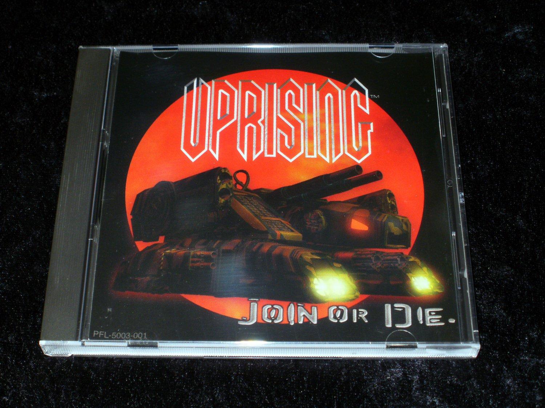 Uprising - 1997 3DO Company - IBM PC - With Case - Rare