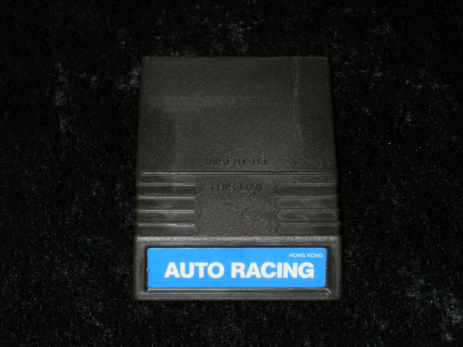 Auto Racing - Mattel Intellivision