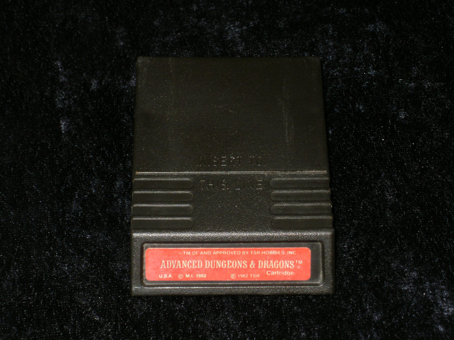 Advanced Dungeons & Dragons - Mattel Intellivision