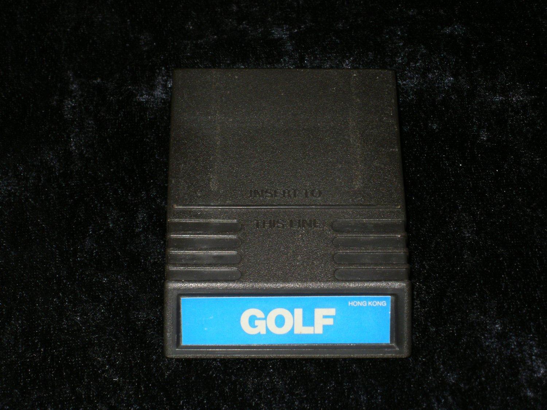 Golf - Mattel Intellivision