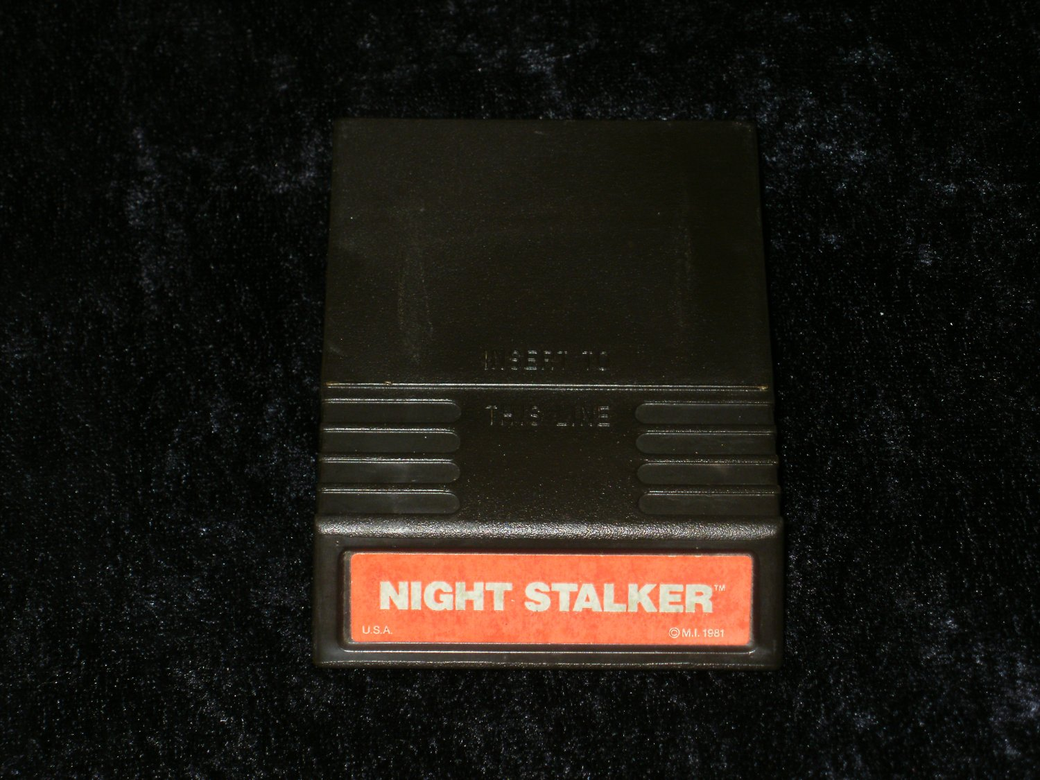Night Stalker - Mattel Intellivision