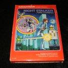Night Stalker - Mattel Intellivision - Complete CIB