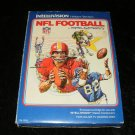 NFL Football - Mattel Intellivision - Complete CIB