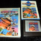 Choplifter - Atari 5200 - Complete CIB - Rare