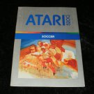 Soccer - Atari 5200 - Manual Only