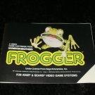 Frogger - Atari 2600 - Manual Only