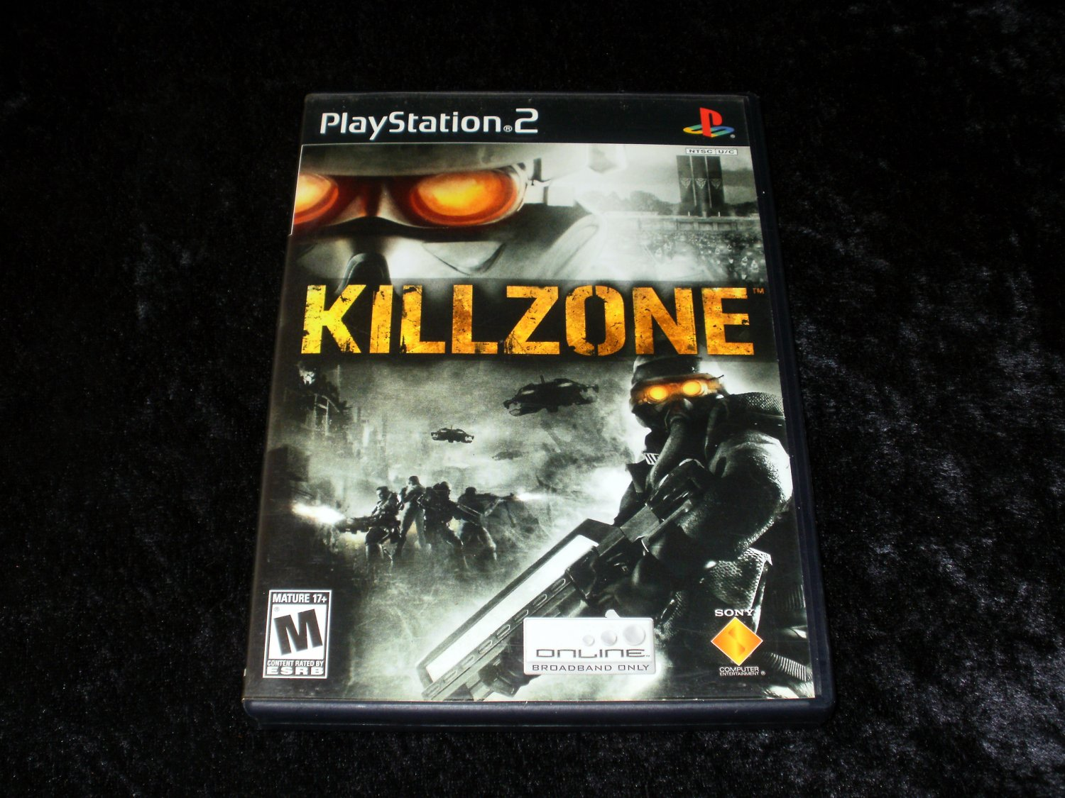 Killzone - Sony PS2 - Complete CIB