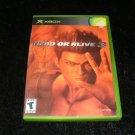 Dead or Alive 3 - Xbox - Complete CIB