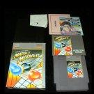 Marble Madness - Nintendo NES - Complete CIB