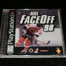 NHL FaceOff 98 - Sony PS1 - Complete CIB