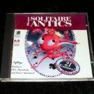 Solitaire Antics - IBM PC & Macintosh - 1995 Masque Publishing - With Case & Manual