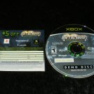 Metal Arms Glitch in the System - Xbox - Demo Disc - Rare