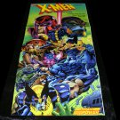 X-Men Mutant Apocalypse Poster - Nintendo Power December, 1994 - Never Used