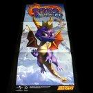 Spyro Season of Ice Poster - Nintendo Power October, 2001 - Never Used