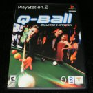 Q-Ball Billiards Master - Sony PS2 - Complete CIB