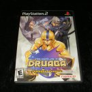 Nightmare of Druaga Fushigino Dungeon - Sony PS2 - Complete CIB