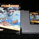 Pirates - Nintendo NES - With Box