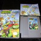 Teenage Mutant Ninja Turtles III The Manhattan Project - Nintendo NES - Complete CIB