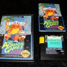 Aquatic Games Starring James Pond and the Aquabats - Sega Genesis - Complete CIB