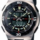 Casio Analog Digital Sports Watch AQ164W-1 New