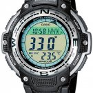 Casio Twin Sensor COMPASS Thermometer Watch SGW-100 New